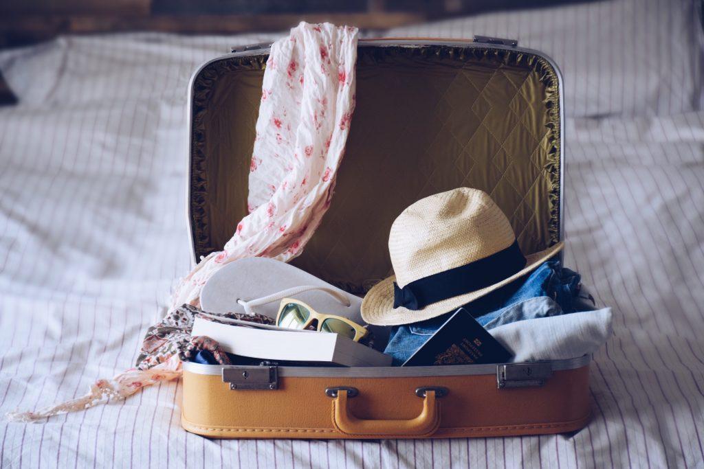 Préparez-vous à voyager