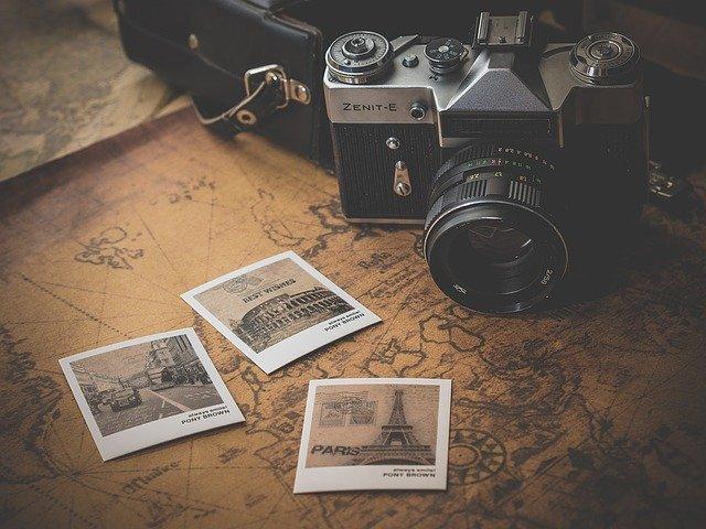 Immortalisez les moments forts de vos vacances dans votre carnet de voyage